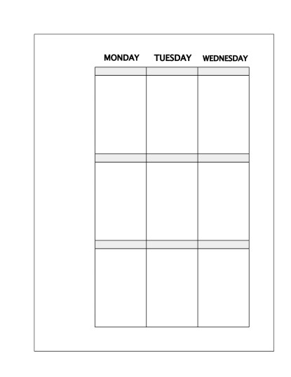 Faux Happy Planner Inserts – Free Planner Printable ...