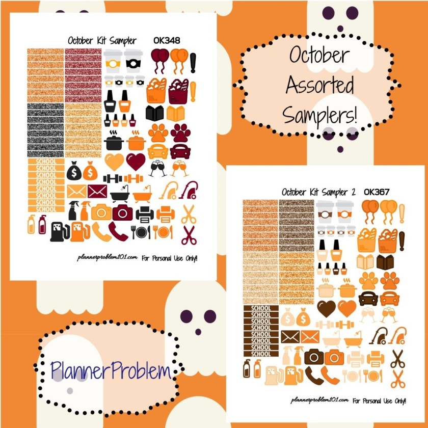 planner stickers template