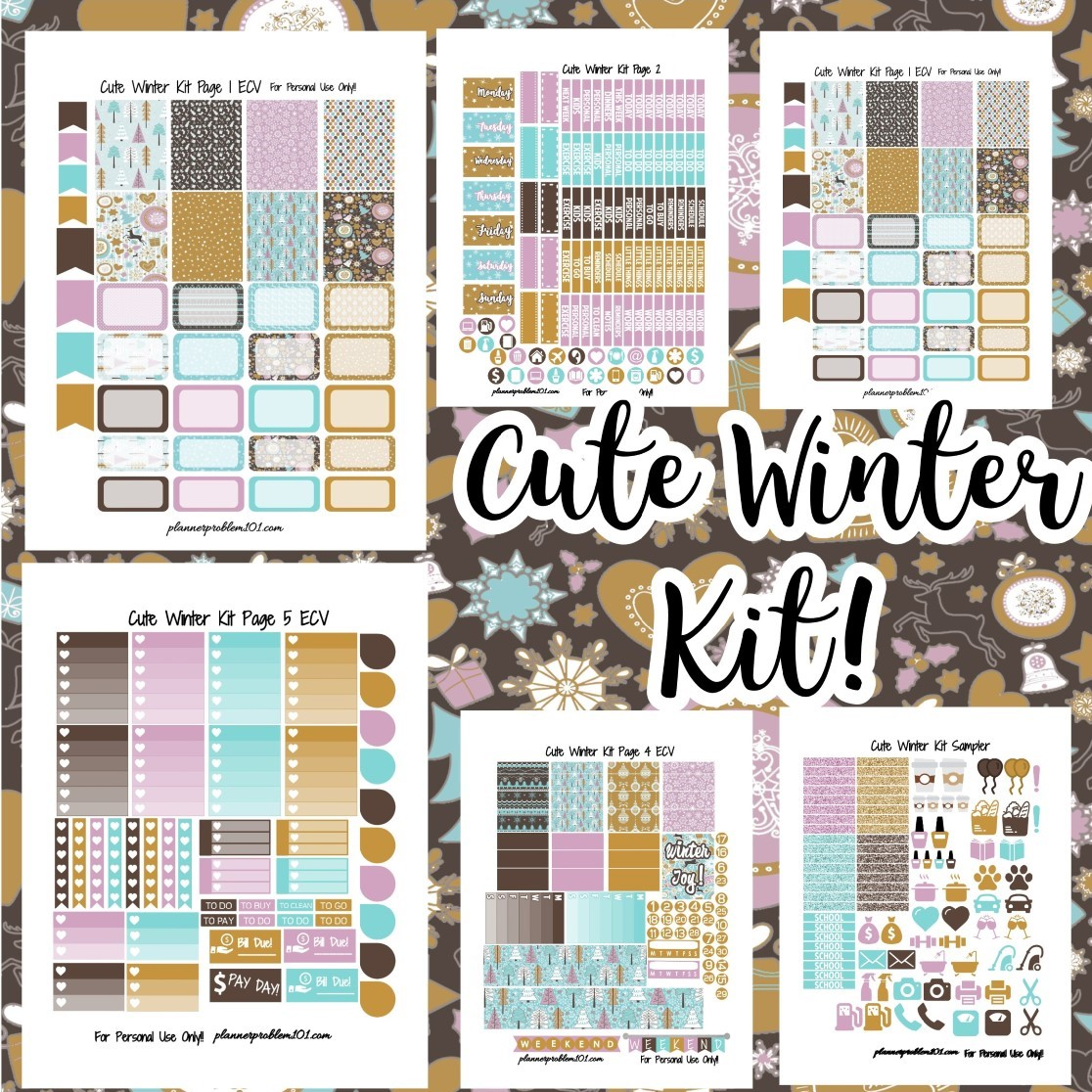 Best 25+ Printable planner stickers ideas on Pinterest ...